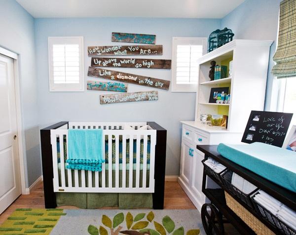 Decoração Para Quarto de Bebê – 26 Ideias Bacanas Para Anotar-10