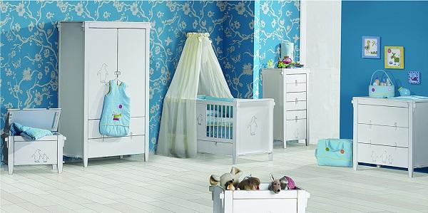 Decoração Para Quarto de Bebê – 26 Ideias Bacanas Para Anotar-21