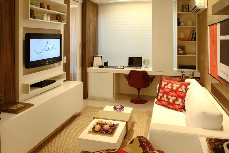 Apartamentos Decorados Pequenos – Veja 22 Ambientes Inspiradores-13