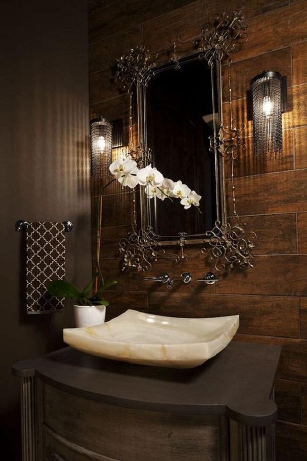 Banheiros Decorados – 15 Ideias Para Você Fazer Igual!-14