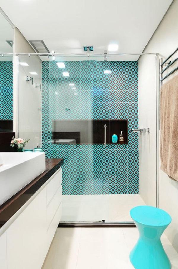 Banheiros Decorados – 15 Ideias Para Você Fazer Igual!-17