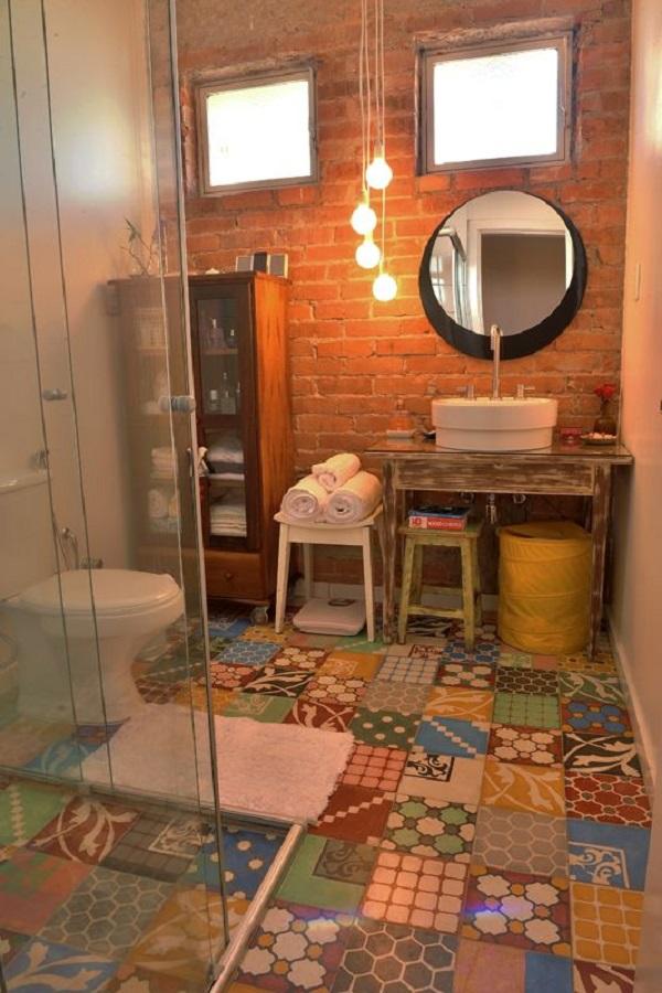 Banheiros Decorados – 15 Ideias Para Você Fazer Igual!-18