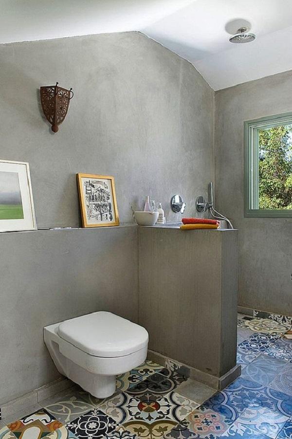 Banheiros Decorados – 15 Ideias Para Você Fazer Igual!-11