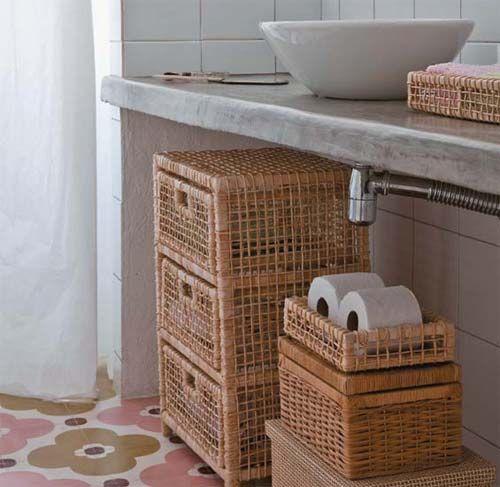 Banheiros Pequenos Decorados – 10 Dicas para Decorar o Seu-8