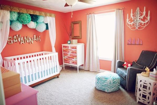 Decoração Para Quarto de Bebê – 26 Ideias Bacanas Para Anotar-7