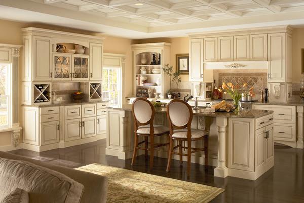 Cozinha Americana – 20 Modelos incríveis para se inspirar-4