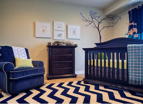 Decoração Para Quarto de Bebê – 26 Ideias Bacanas Para Anotar-22