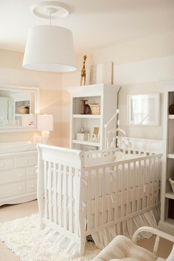 Decoração Para Quarto de Bebê – 26 Ideias Bacanas Para Anotar-25