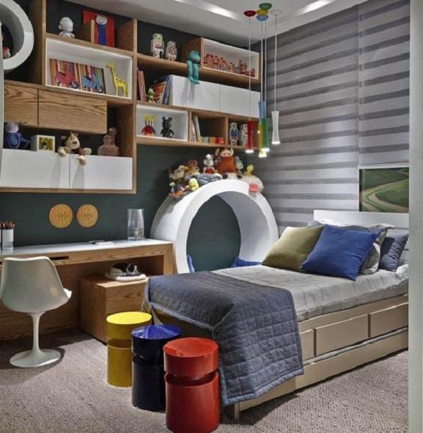 quarto de menino 1Quarto de Menino – Veja 20 ideias e fotos criativas-5