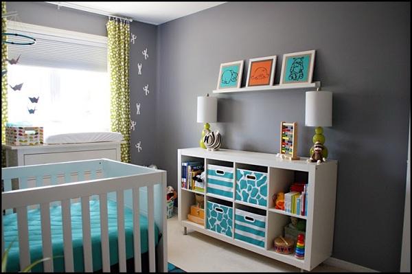 Decoração Para Quarto de Bebê – 26 Ideias Bacanas Para Anotar-17
