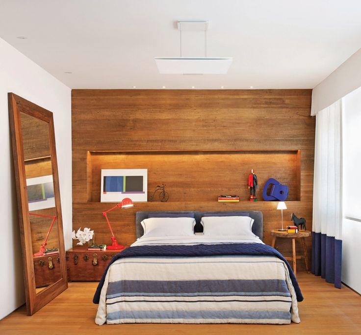 Quarto de casal pequeno 21 ideias para se inspirar for Mobilia quarto casal custojusto