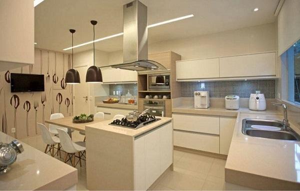 Revestimentos para Cozinhas – Ideias para sua casa ou apartamento-16