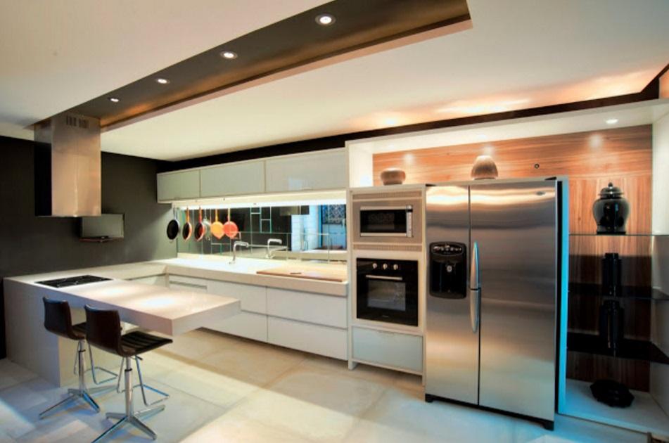Revestimentos para Cozinhas – Ideias para sua casa ou apartamento-17