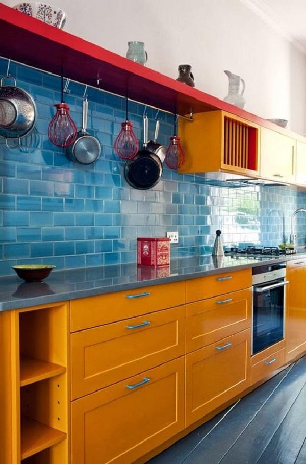 Revestimentos para Cozinhas – Ideias para sua casa ou apartamento-1