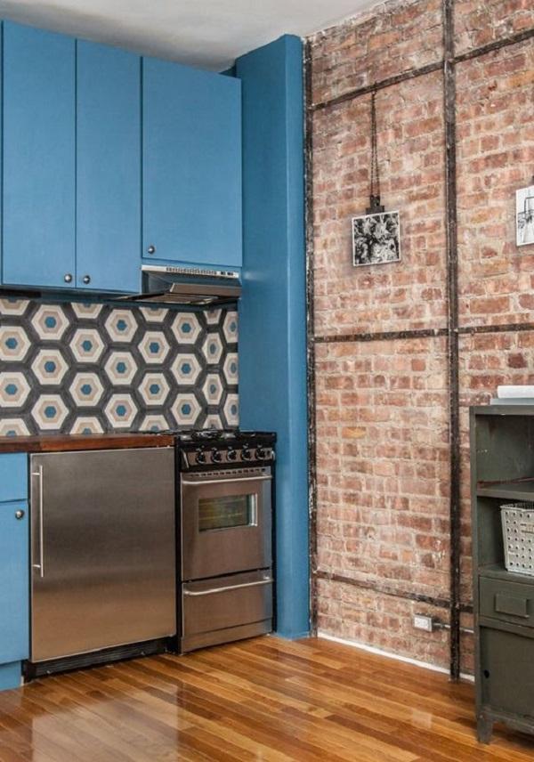 Revestimentos para Cozinhas – Ideias para sua casa ou apartamento-12