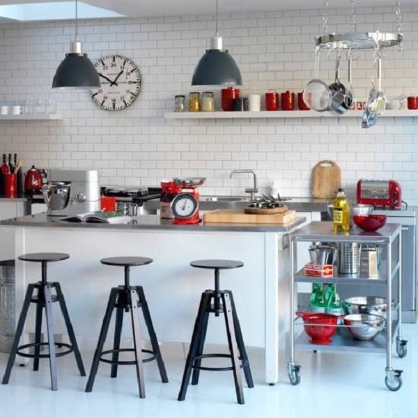 Revestimentos para Cozinhas – Ideias para sua casa ou apartamento-4