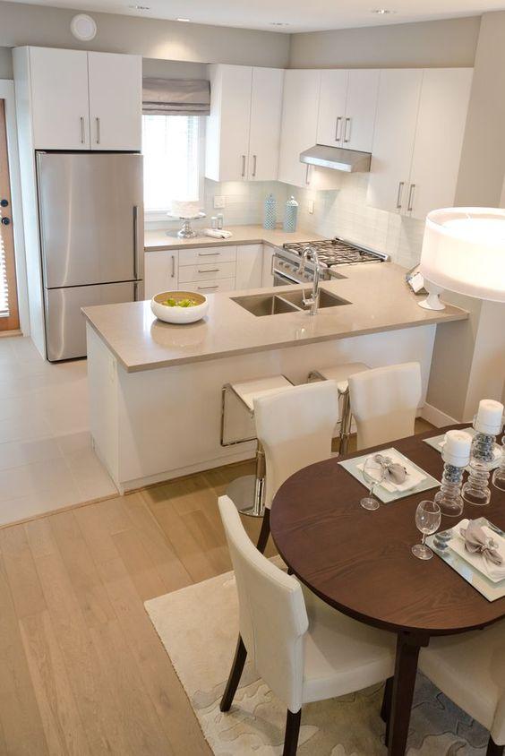 Apartamentos Decorados Pequenos – Veja 22 Ambientes Inspiradores-23
