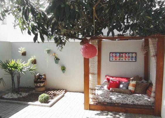 Casas Pequenas Decoradas – 26 modelos e fotos para te inspirar-20