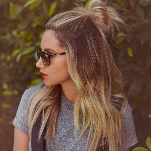 Penteados Primavera Verão 2016: Dicas e Fotos-2