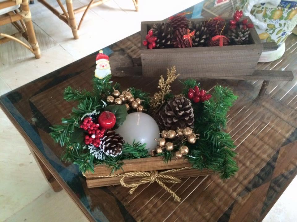 Decoração rústica de natal10