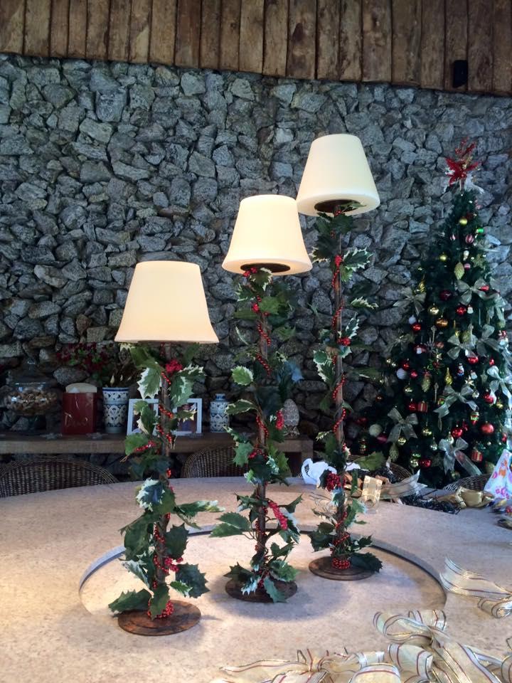 Decoração rústica de natal14