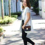 Como Usar Sapatos Metalizados Tendência Outono Inverso 2017
