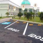 CET Multará Quem Estacionar em Vaga Exclusiva nos Estabelecimentos Privados