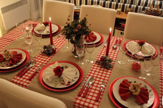 Decoração Para Ceia de Natal: Fotos Para Você se Inspirar