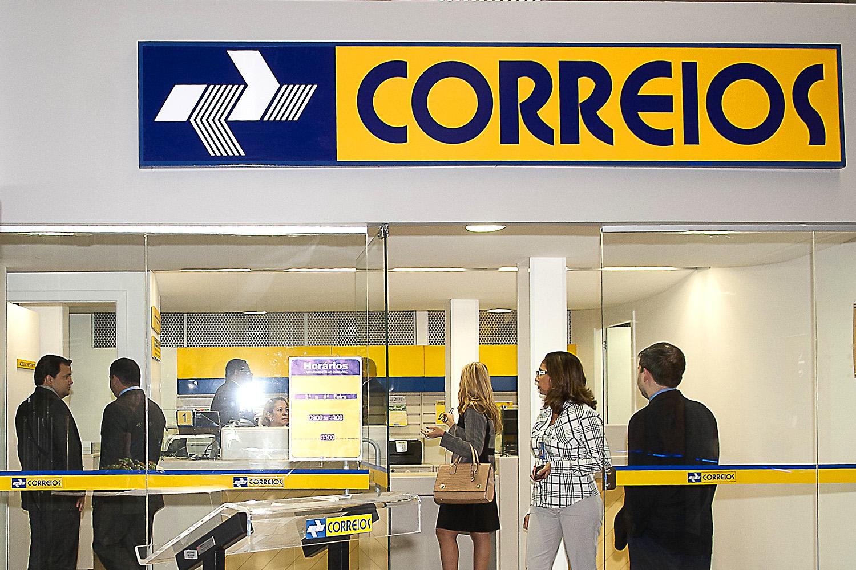 Agência dos Correios (Foto: Veja)