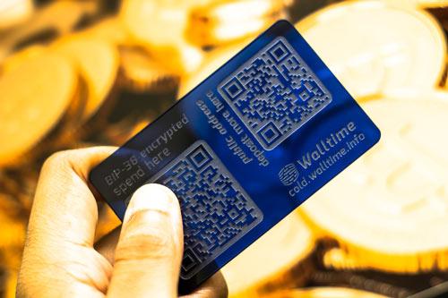 Escolha um tipo de carteira para bitcoins e outras criptomoedas
