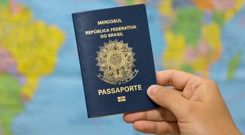 Retire seu passaporte no posto da Polícia Federal!