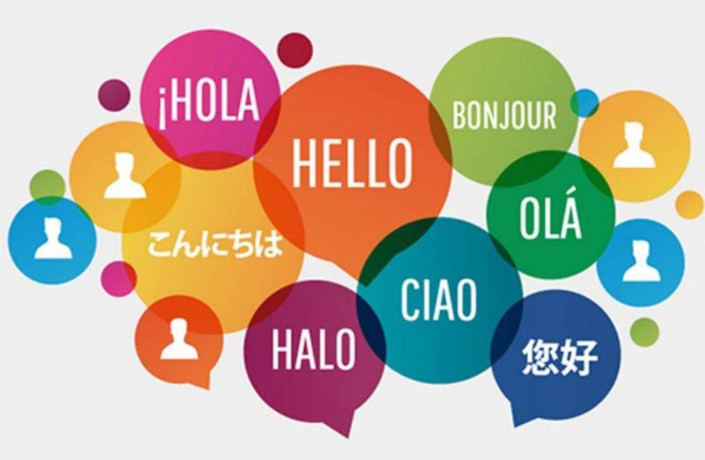 Ferramenta de idiomas