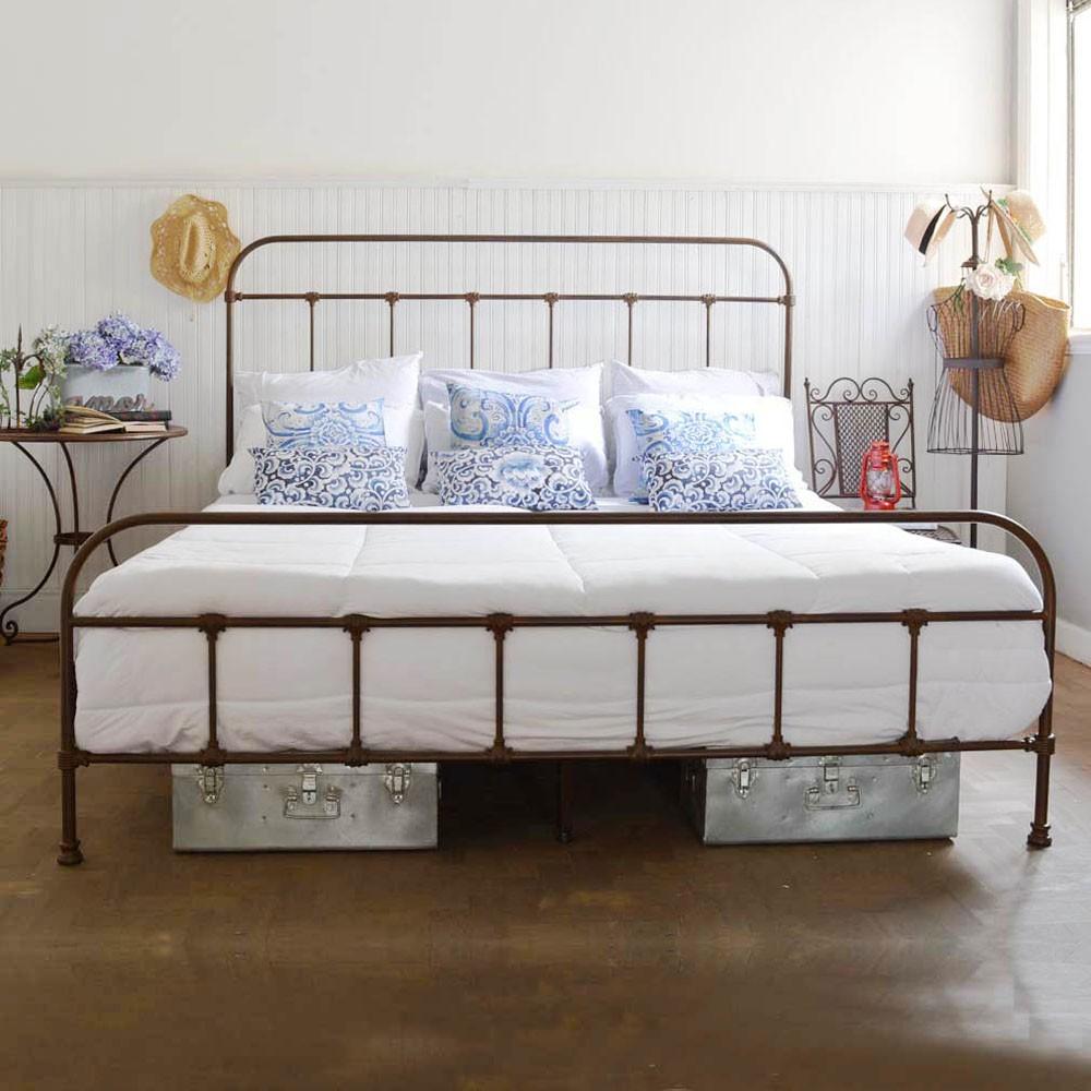 cama de ferro