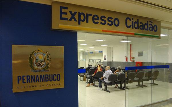 Agendamento Expresso Cidadão