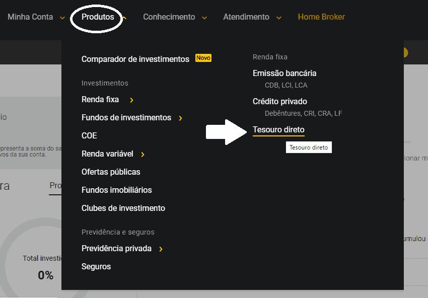 Simulador de Investimentos - melhores sites